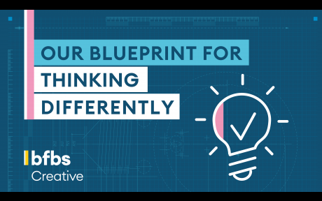 Our Blueprint for Thinking Differently